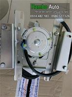 Cửa lùa tự động KPoKo dùng dây cáp cho xe Starex
