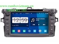 màn hình theo xe altis 2008-2012 DVD S160