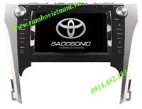 Màn hình DVD Sadosonic V99 xe Camry 2015 - 2016