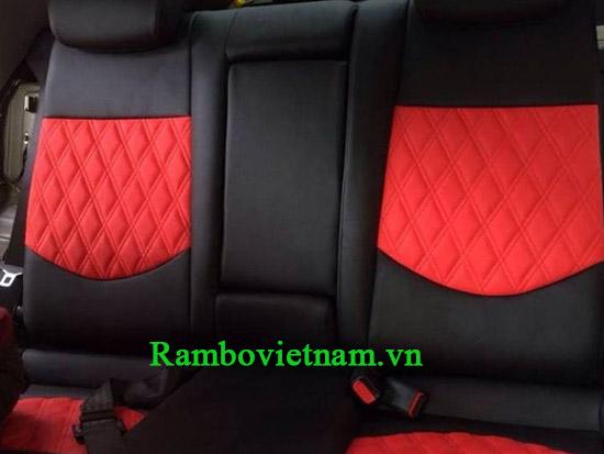 bọc ghế da cho xe carens giá rẻ