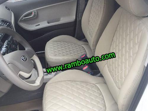 Bọc ghế da xe Kia Morning giá rẻ