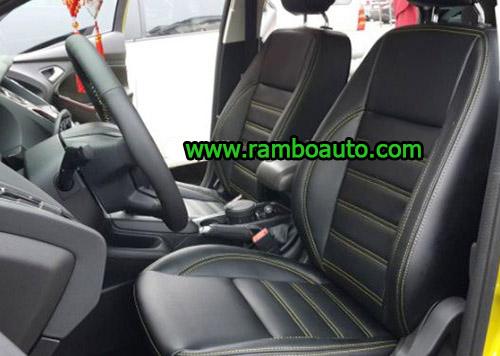 Bọc ghế da xe Kia Morning chất lượng
