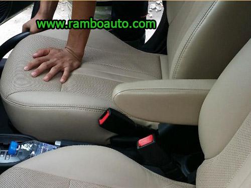 Bọc ghế da xe Kia Morning