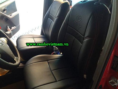 Bọc ghế da xe yaris