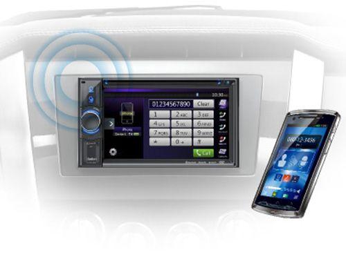 màn hình clarion-VX404A, màn hình clarion VX, man hinh clarion - vx404a