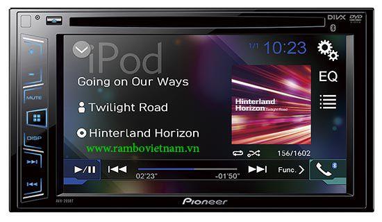 màn hình pioneer 295BT